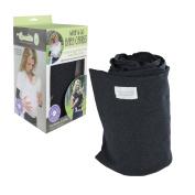 Woombie Wrap & Go, Heathered Charcoal, 0.9-16kg