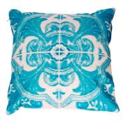 SMTSMT Pillow Case Sofa Waist Throw Cushion Cover Home Decor-Green