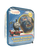 THOMAS RACE FRIENDS MF TODDLER BED SET