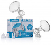 Pumpables Original Breast Shield Set [Double Pack]