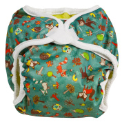 Bummis Super Whisper Wrap Forest Animals - Large