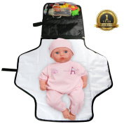 Baby Changing Pad Portable Nappy Changing Station Nappy Genie Smart Kit a Perfect Portable Infant Nappy Pad