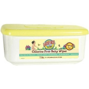 80ct Pop Up Tub Wipes Earth's Best Tender Care
