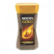 Nescafé Gold coffee powder 200 g.