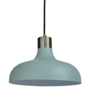 New Crosby Collection Small Pendant Light Mint