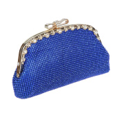 Ustylish Crystal Party Prom Clutch Purse Bag in 8 colours