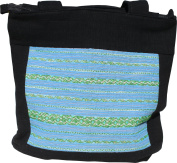RaanPahMuang Fair Trade Ladies Tote Handbag Hill Tribe Hmong Mong Patchwork