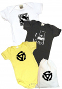 Lil' Audiophile Themed Baby Gift Set