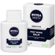 3 Pack of NIVEA Men® Sensitive Post Shave Balm 100ml totaling 290ml