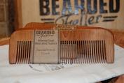 Premium Crosscut Sandalwood Comb