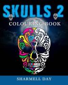 Skull: Colouring Book: No. 2