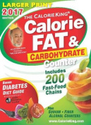 The Calorieking Calorie, Fat & Carbohydrate Counter [Large Print]