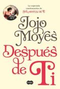 Despues de Ti [Spanish]