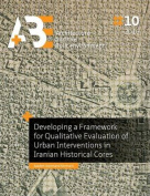 Developing a Framework for Qualitative Evaluation of Urban Interventions in Iranian Historical Cores