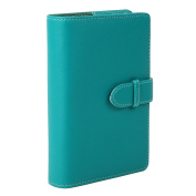Monobox Pastel Bible-Size Personal Organiser / Planner, Starter Set With 10 Items Green