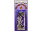 Pepperell Candle Wick Tab Prewaxed Wire Med 7.6cm
