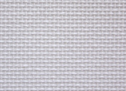 M.C.G. Textiles Fabric for Needlepoint 13 Count Mono Needlepoint Canvas Cut, 80cm by 90cm