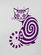 Cheshire Cat Animal Rubber Stamps custom stamps rubber Rubber Stamps custom stamps rubber