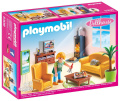 Playmobil 5308 Living Room with Fireplace Doll House