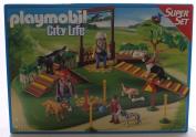 Playmobil 6145 City Life Dog Park Super Set