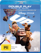Up (3D Blu-ray) [Region B] [Blu-ray]