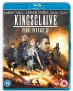 Final Fantasy XV: Kingsglaive [Region B] [Blu-ray]