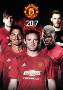 Manchester United Official 2017 A3 Calendar