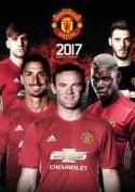 Manchester United Official 2017 A3 Calendar