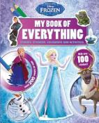 Disney Frozen My Book of Everything