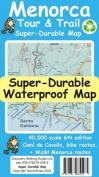 Menorca Tour & Trail Super-Durable Map