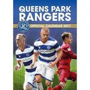 Queens Park Rangers Official 2017 A3 Calendar