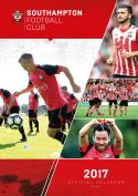 Southampton Official 2017 A3 Calendar