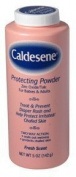 Caldesene Protecting Powder Fresh Scent With Zinc Oxide/Talc - 150ml / Pack,