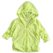 ABOGALE Kids Unisex UV/Sun Protection Hoodie Quick Dry Ultrathin Jacket For Travel And Beach(Fit for 0.9m-0.9m)