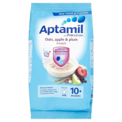 Aptamil with Pronutravi Oats, Apple & Plum Muesli 10mth+