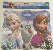Placemats Disney Frozen Elsa Anna Olaf Birthday Party Supplies 12 Ct