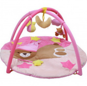 Unisex Newborn Activity Animal Party Play Mat Gym Playmat