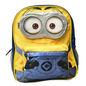 Despicable Me 3D Goggle Mini Minion Backpack - Dave