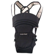 Luvable Friends 2 in 1 Baby Carrier - Black