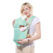 Wishtime Newborn Baby Carrier Baby All Seasons 7-in-1 Ventilate with Waist Pocket Carrier (Colour Delivery Random) New Arrival!