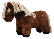 Crafty Ponies soft toy pony with educational booklet