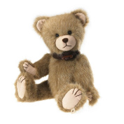 Boyds Bears Plush Bryce Mc Suede Heirloom Collection - Plush 30cm