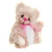 Kaycee Bears Rose Cream Plush Teddy Bear