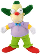 United Labels AG 1001400 - The Simpsons Plush Figure Krusty The Clown, 31 cm