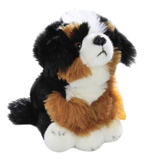 Toizz 33.57196 22 cm BIColini Sitting Bernese Mountain Dog Plush Toy