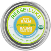 Reese and Luke Shea Butter Baby Balm - Unscented - 40ml