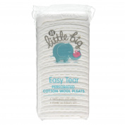 Morrisons Little Big Cotton Wool Pleat, 10 pleats