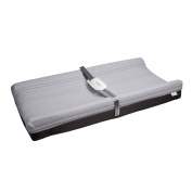 Baby's Journey Icomfort Premium Change Pad Cover, Grey