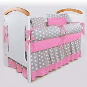 Baby cot bumper American Style