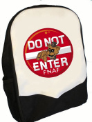 FIVE NIGHTS AT FREDDY'S- BACKPACK- DO NOT ENTER -BMS